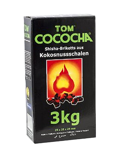 Уголь Tom Cococha Green