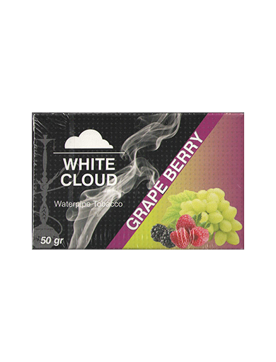 Табак White Cloud - Grape Berry