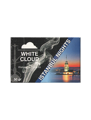 Табак White Cloud - Istanbul Nights