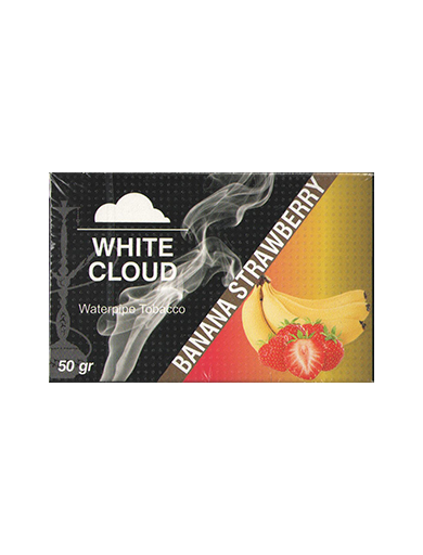 Табак White Cloud - Banana Strawberry