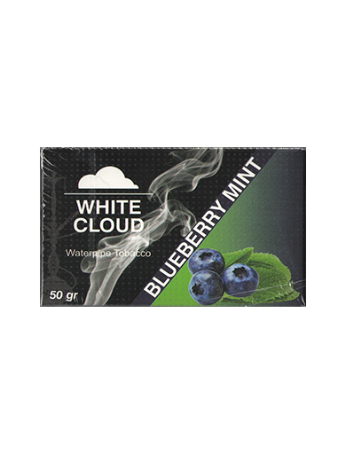 Табак White Cloud - Blueberry Mint