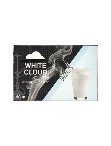 Табак White Cloud - Milk
