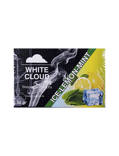Табак White Cloud - Ice - Lemon - Mint