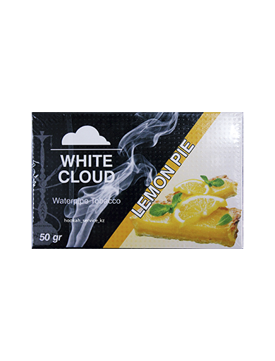 Табак White Cloud - Lemon Pie