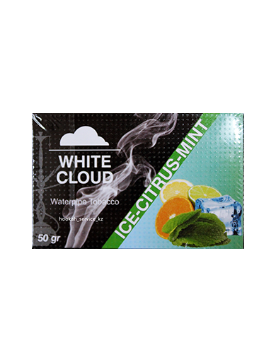 Табак White Cloud - Ice Citrus Mint